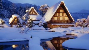 ฤดูหนาวของญี่ปุ่น