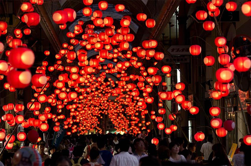 Yamaguchi Tanabata Chouchin Matsuri