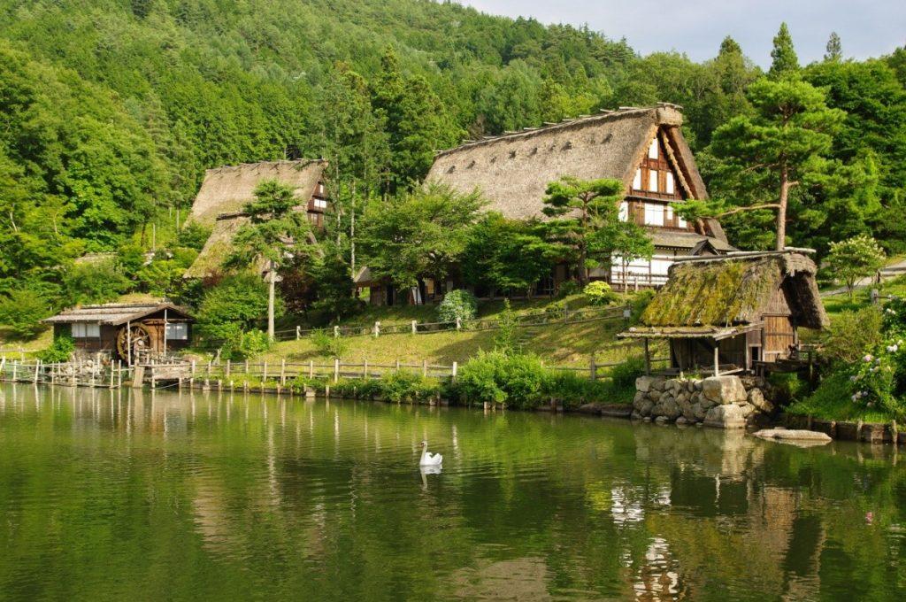 หมู่บ้านพื้นเมืองHida