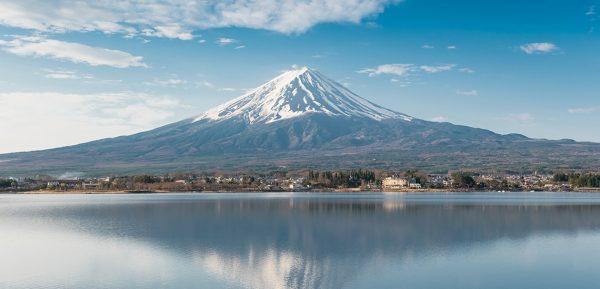 ภูเขาฟูจิ ( Mount Fuji)