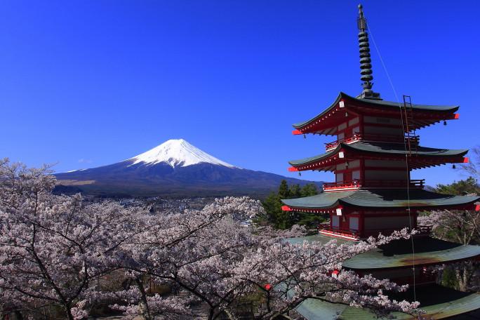 5จุดถ่ายรูปสวย กับ ภูเขาไฟฟูจิ เที่ยวญี่ปุ่น