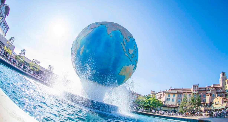 โตเกียวดิสนี่ย์แลนด์ และดิสนี่ย์ซี (Tokyo Disneyland & Tokyo Disneysea)