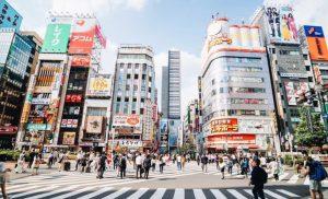 โตเกียว-โอซาก้า 2 เมืองสุดฮิต ประเทศญี่ปุ่น