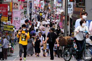 ผู้ป่วยโรคโควิด-19 ที่ต้องกักตัวเองที่บ้านในญี่ปุ่นเพิ่มจำนวนอย่างมาก