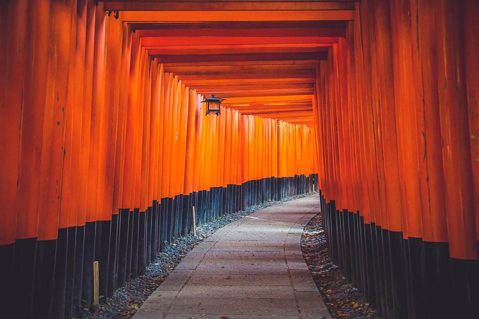 10 สถานที่ท่องเที่ยวแลนด์มาร์คในญี่ปุ่น